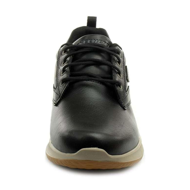 Skechers 65693-Blk Erkek Ayakkabı