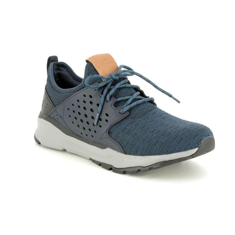 Skechers 65659-Nvy Erkek Ayakkabı