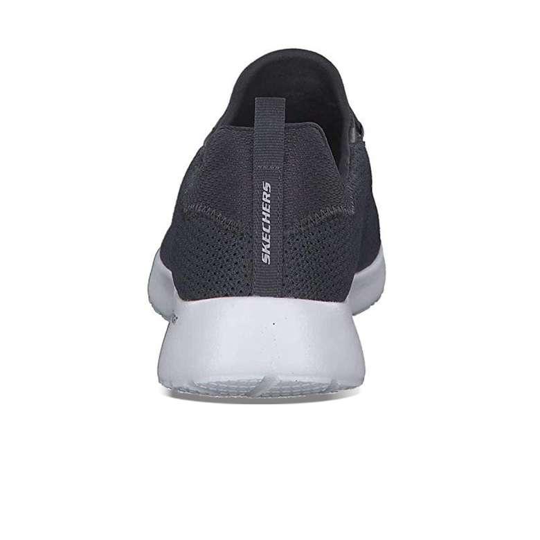 Skechers 58360-Gry Erkek Ayakkabı
