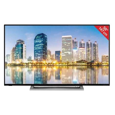 """Toshiba 58UL3A63DT  58"""" Ultra HD Smart Led TV"""