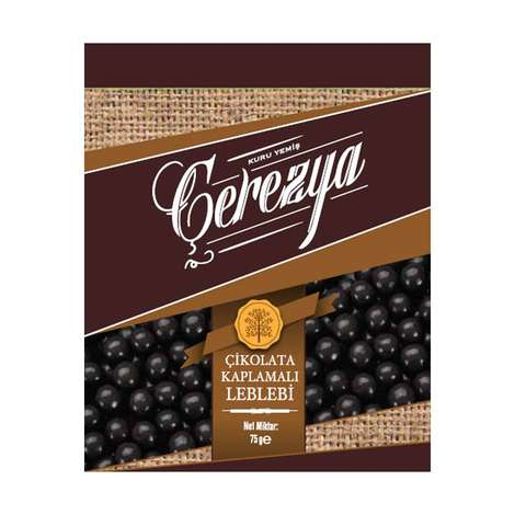Çerezya Kuruyemiş Çikolatalı Leblebi 75 G