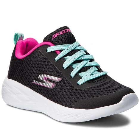 Skechers 82006L-Bkmt Çocuk Ayakkabı