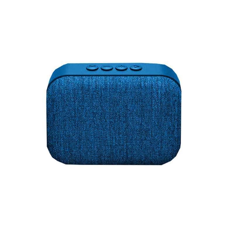 Piranha 7807 Bluetooth Hoparlör - Mavi