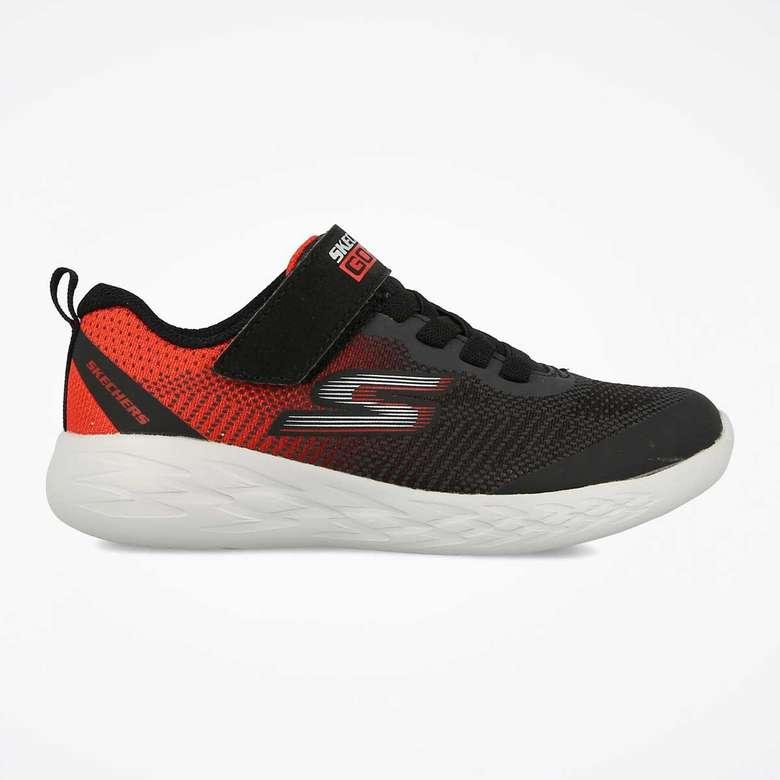 Skechers 97867L-Bkrd Çocuk Ayakkabı