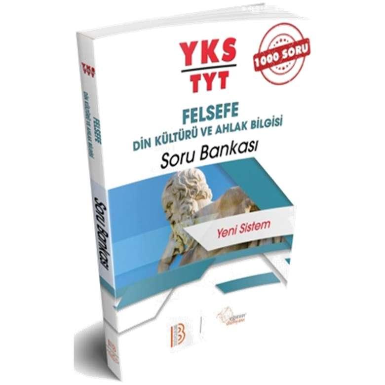 YKS-TYT Felsefe Din Kültürü ve Ahlak Bilgisi Soru Bankası