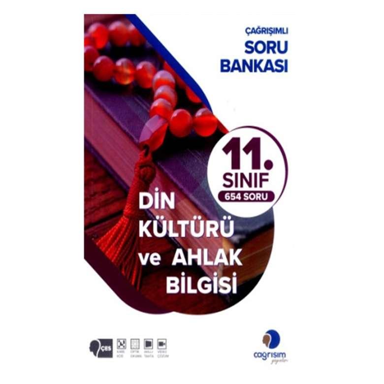11. Sınıf Din Kültürü ve Ahlak Bilgisi Soru Bankası