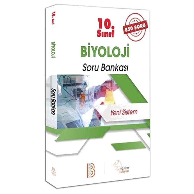 Biyoloji Soru Bankası 10. Sınıf