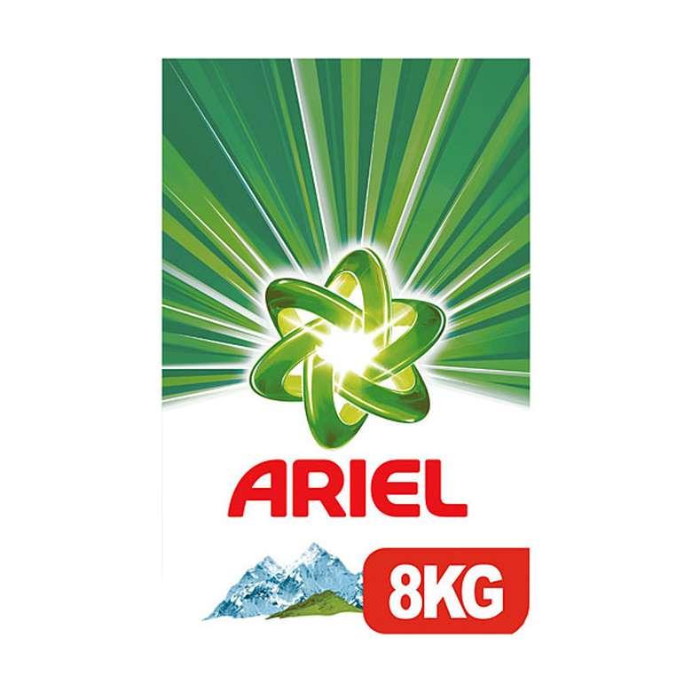 Ariel Toz Deterjan Beyaz 8 Kg