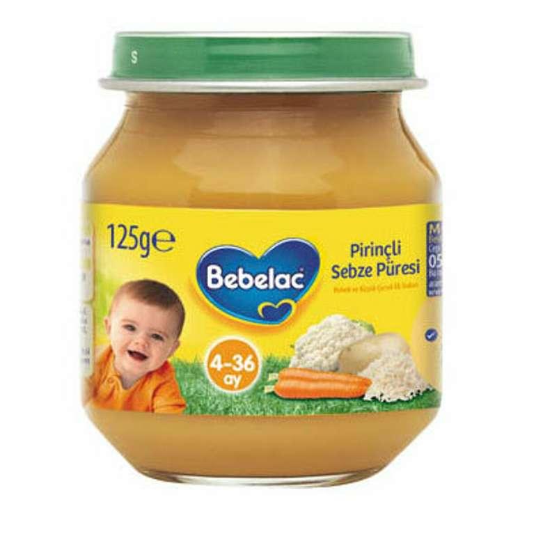 Bebelac Bebek Maması Kavanoz 125g
