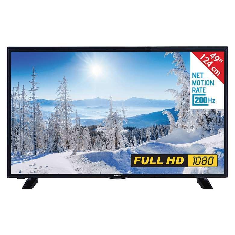 Hi-Level 49HL660 49'' Full Hd Smart Led TV