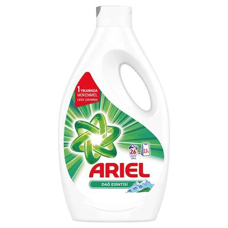 Ariel Sıvı Deterjan 1690 Ml