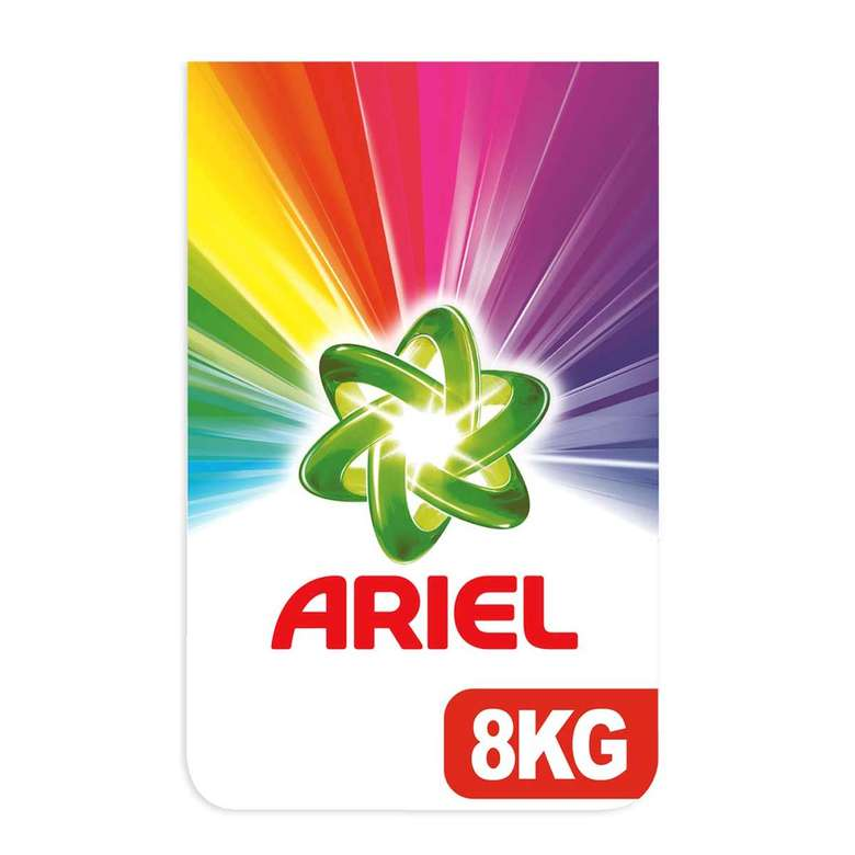 Ariel Toz Deterjan Renkli 8 Kg