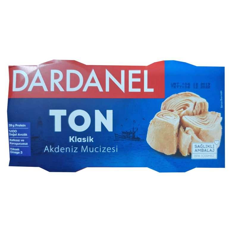 Dardanel Konserve Balık 2x125 G
