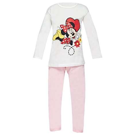 Lisanslı Çocuk Uzun Kol Pijama, Pembe, 5-6 Yaş
