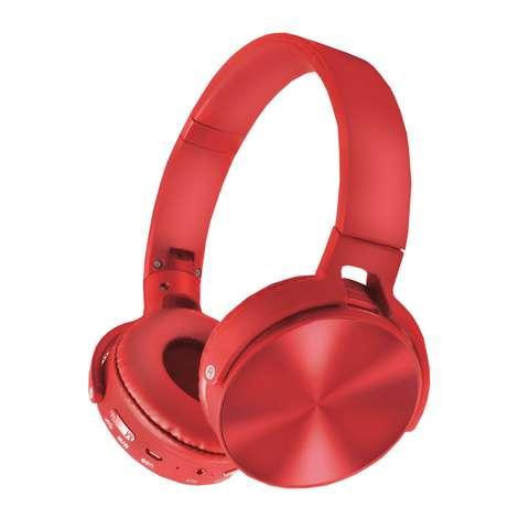 Piranha 2203 Bluetooth Kulaklık - Kırmızı