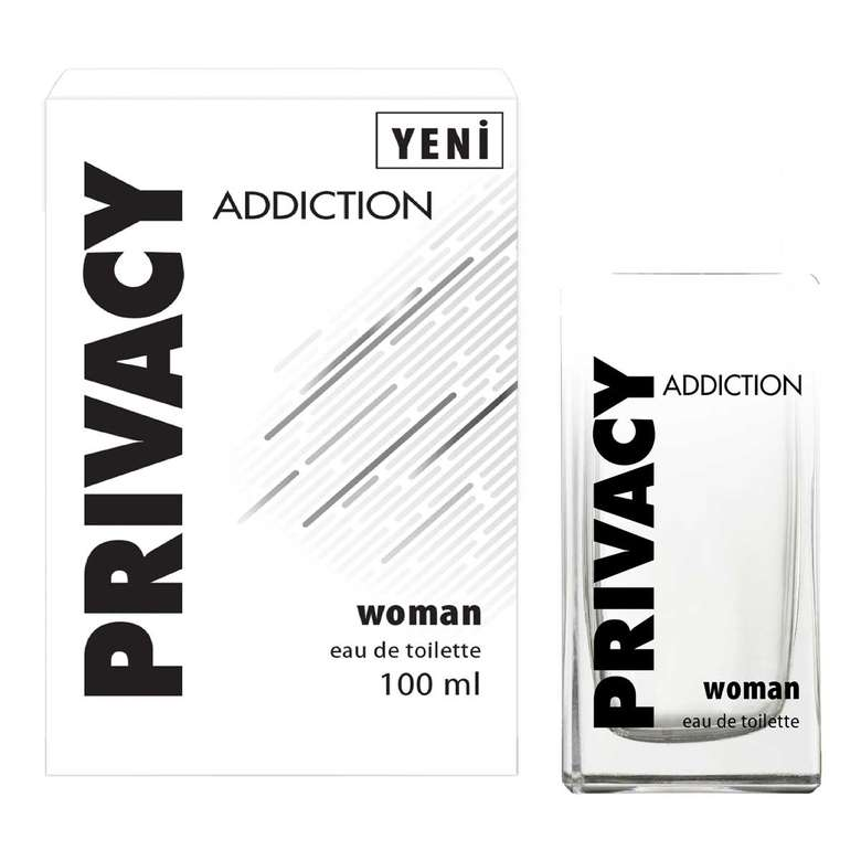 Privacy Woman Addiction Edt Kadın Parfüm
