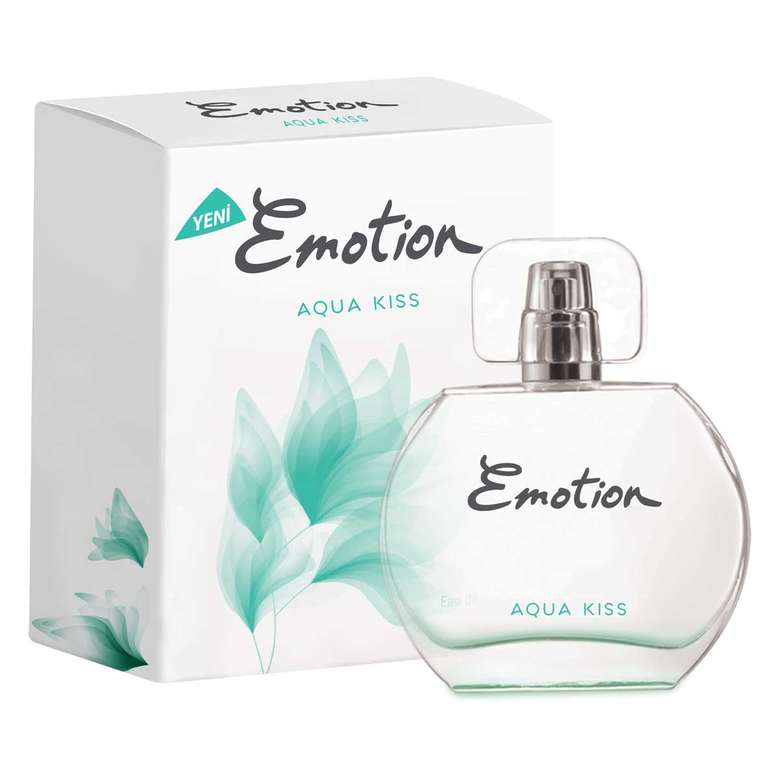 Emotion Aqua Kiss Edt Parfüm 50 Ml