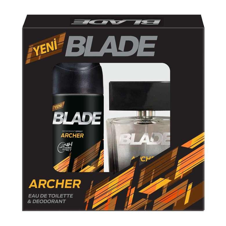 Blade Archer Edt Parfüm 100ml & Deodoran