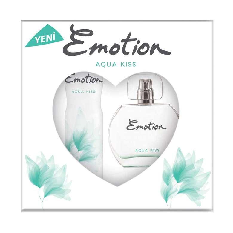 Emotion Edt Parfüm Kadın 50ml+150ml Deo