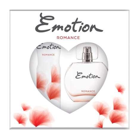 Emotion Romance Edt Parfüm 50ml + Deodorant