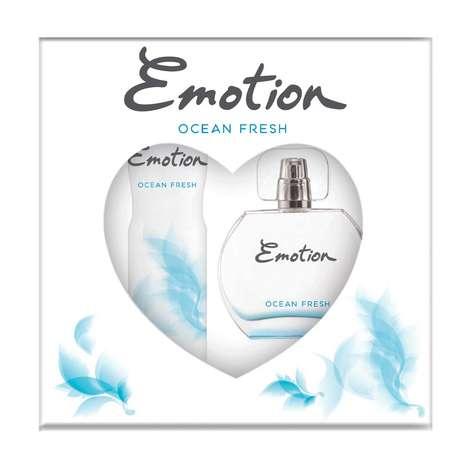 Emotion Ocean Fresh Edt Parfüm 50ml+ Deodorant