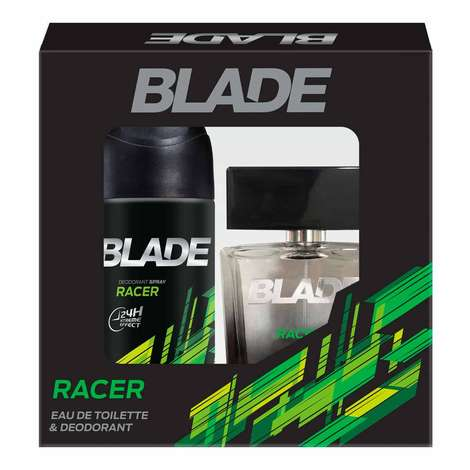 Blade Racer Edt Parfüm 100ml & Deodorant