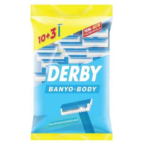 Derby Tıraş Bıçağı Banyo 13'lü