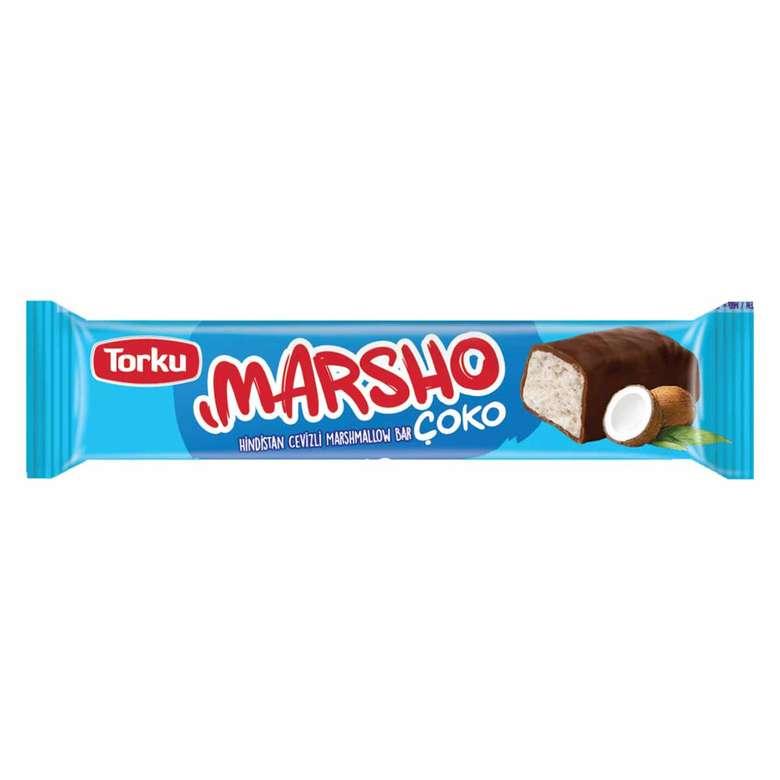 Torku Marsho Çoko  Hindistan Cevizli Marshmallow Bar 23 G