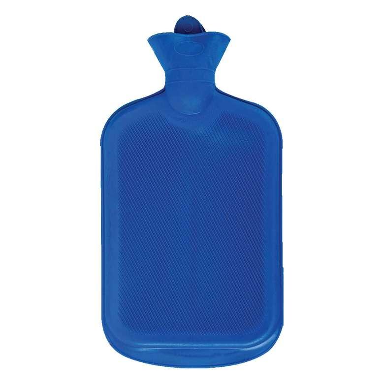 Timtex Sıcak Su Torbası 2 Lt - Mavi