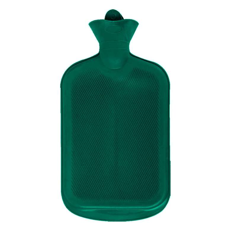 Timtex Sıcak Su Torbası 2 Lt  - Yeşil