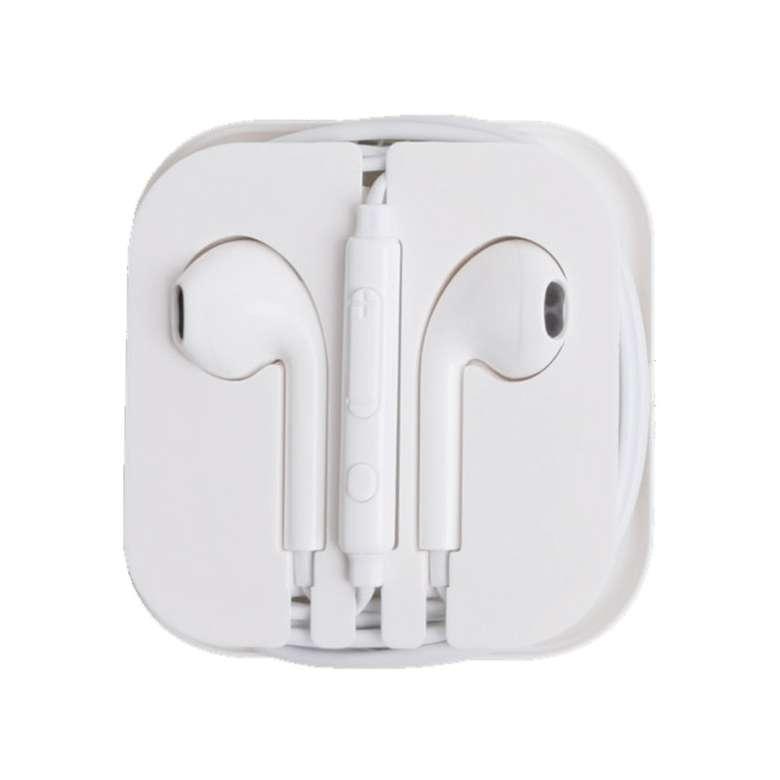Go Smart EP-16 Kulak İçi Kutulu Kulaklık - Beyaz