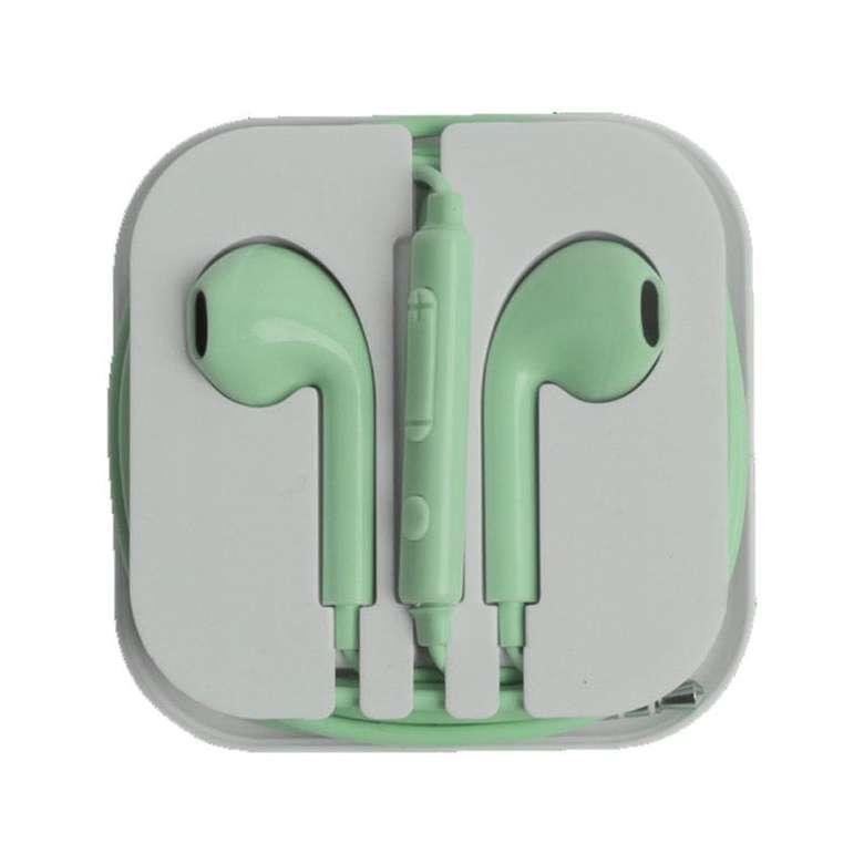 Go Smart EP-16 Kulak İçi Kutulu Kulaklık - Yeşil