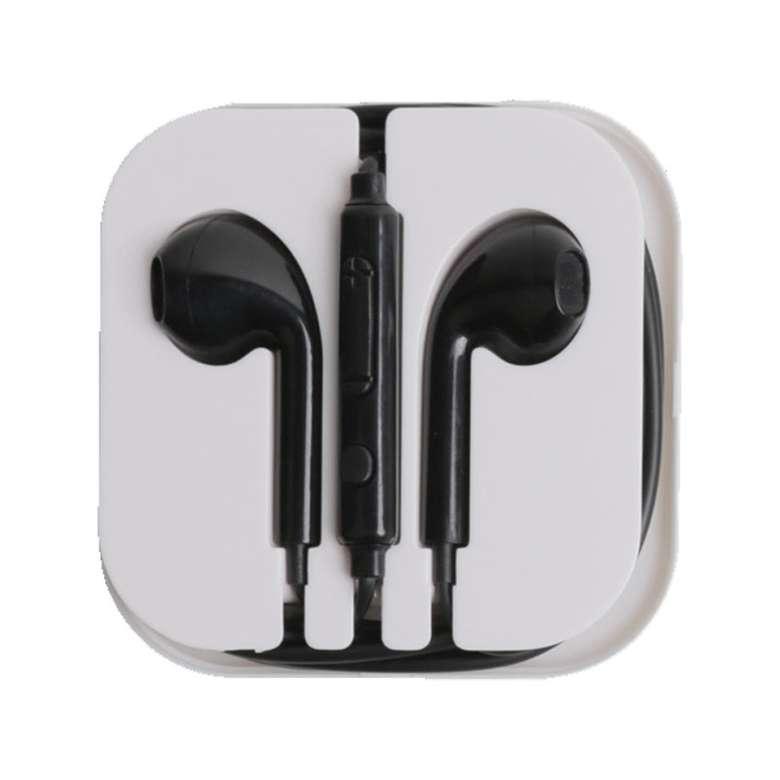 Go Smart Kulak İçi Kutulu EP-16 Kulaklık - Siyah