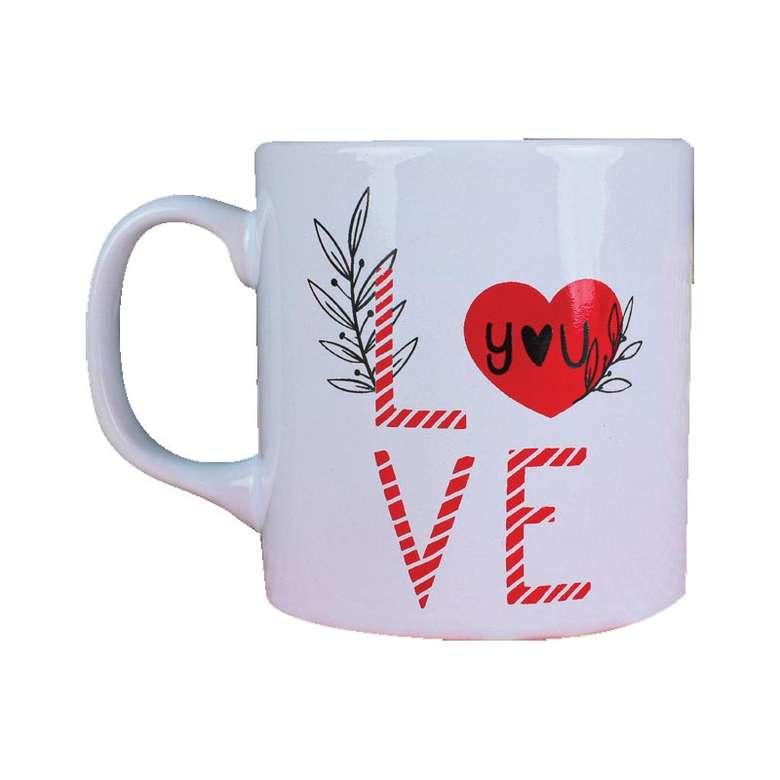 Kupa Love Year 6 Sevgililer Günü
