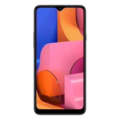 Samsung A20S 32 GB Cep Telefonu - Siyah