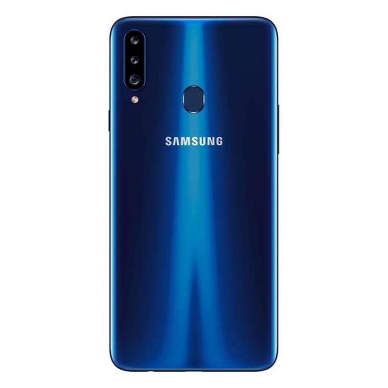 Samsung A20S 32 GB Cep Telefonu - Mavi