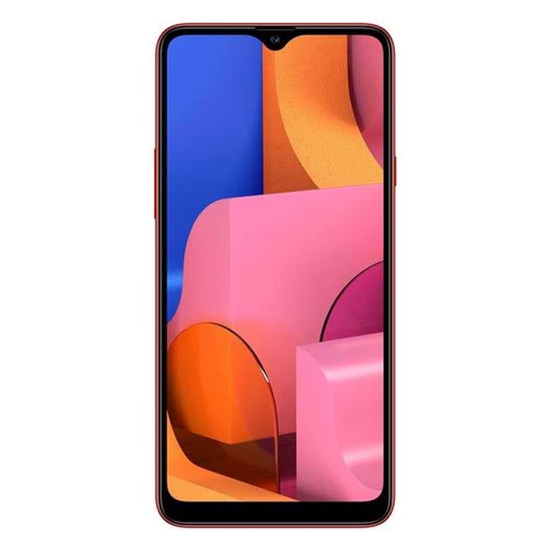 Samsung A20S 32 GB Cep Telefonu - Kırmızı