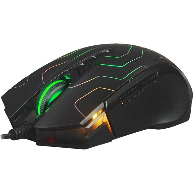 A4 Tech X89 Optik Gamer Mouse