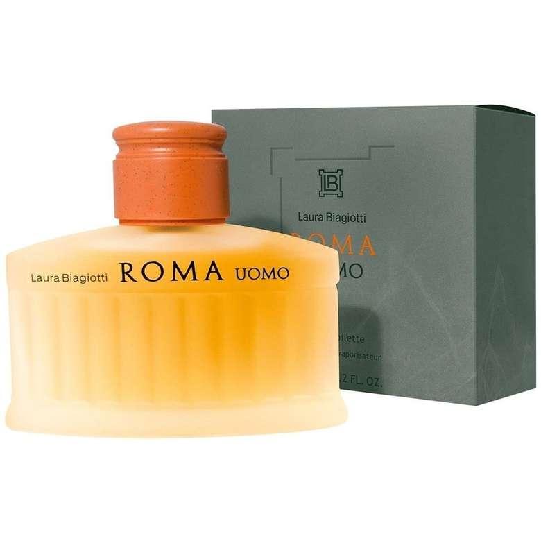 Laura Biagiotti  Roma Uomo Edt 125 Ml Erkek Parfüm