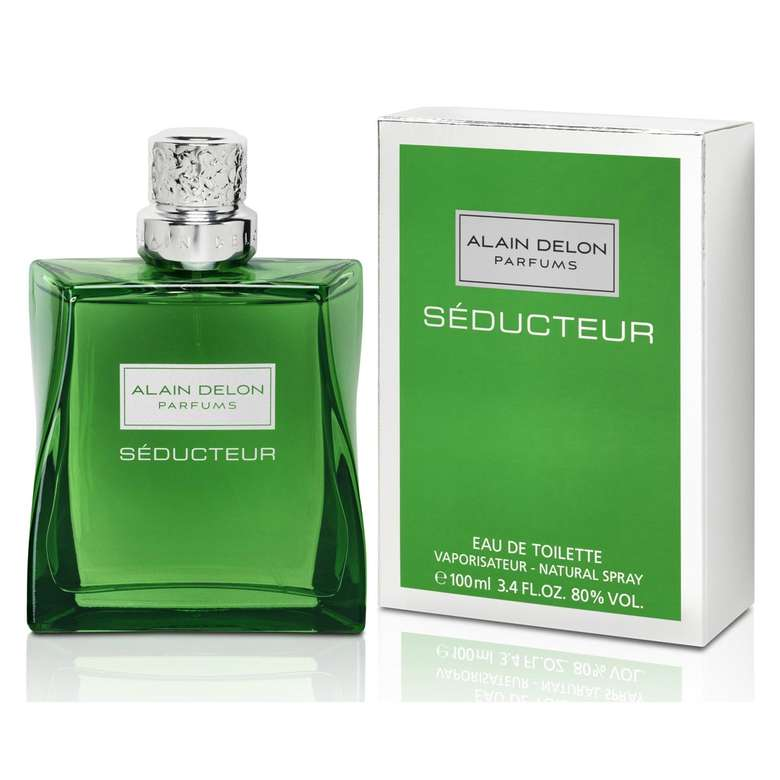 Alain Delon Seducteur Edt 100 ml Erkek Parfüm
