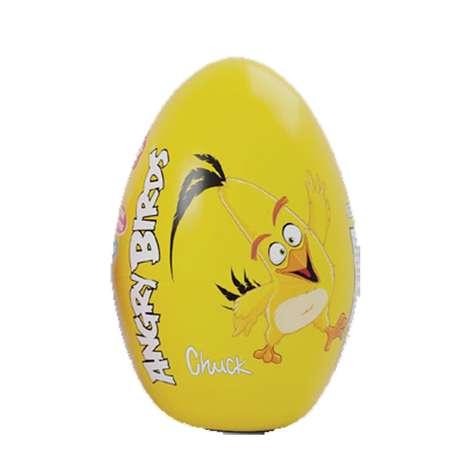 Angry Birds Oyuncak  Dev Sürpriz - Sarı