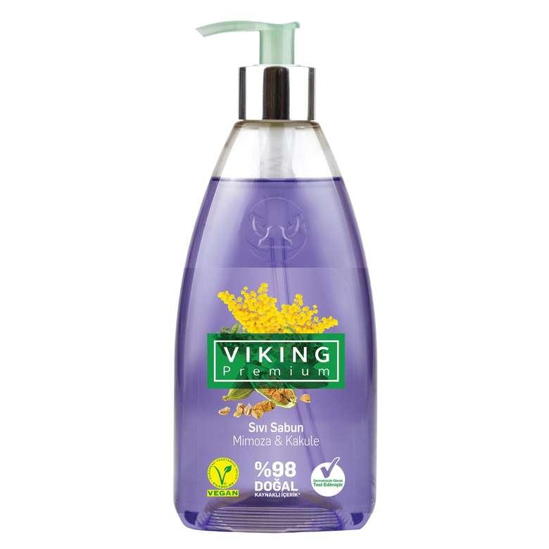 Viking Premium Mimoza & Kakule Sıvı Sabun 500 Ml