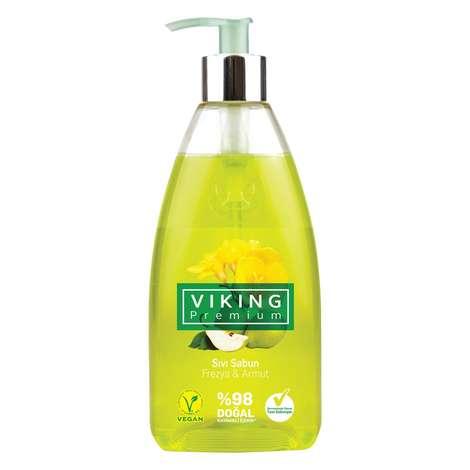Viking Premium Frezya & Armut Sıvı Sabun 500 Ml