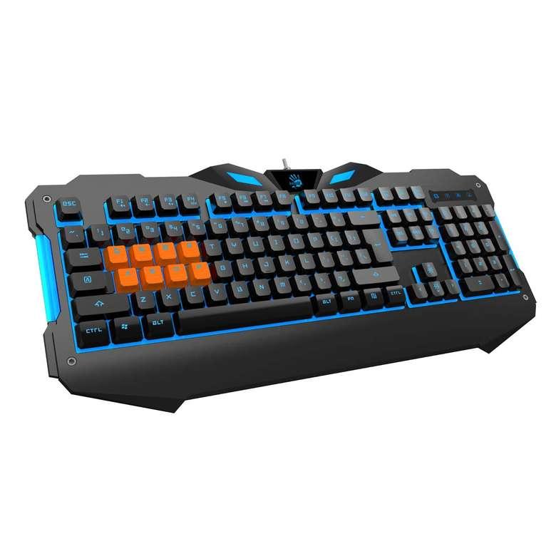 Bloody B328 8-Light Strike Gaming Klavye
