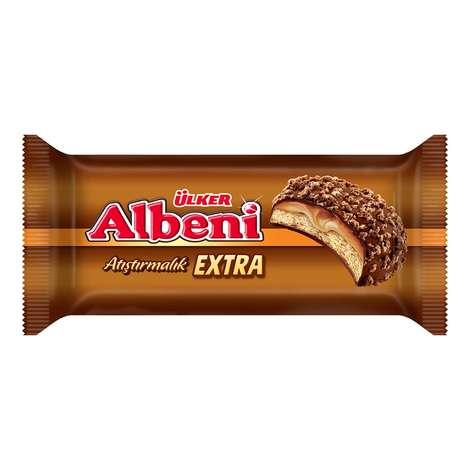 Ülker Albeni Extra Bar Çik.karamelli 170 G