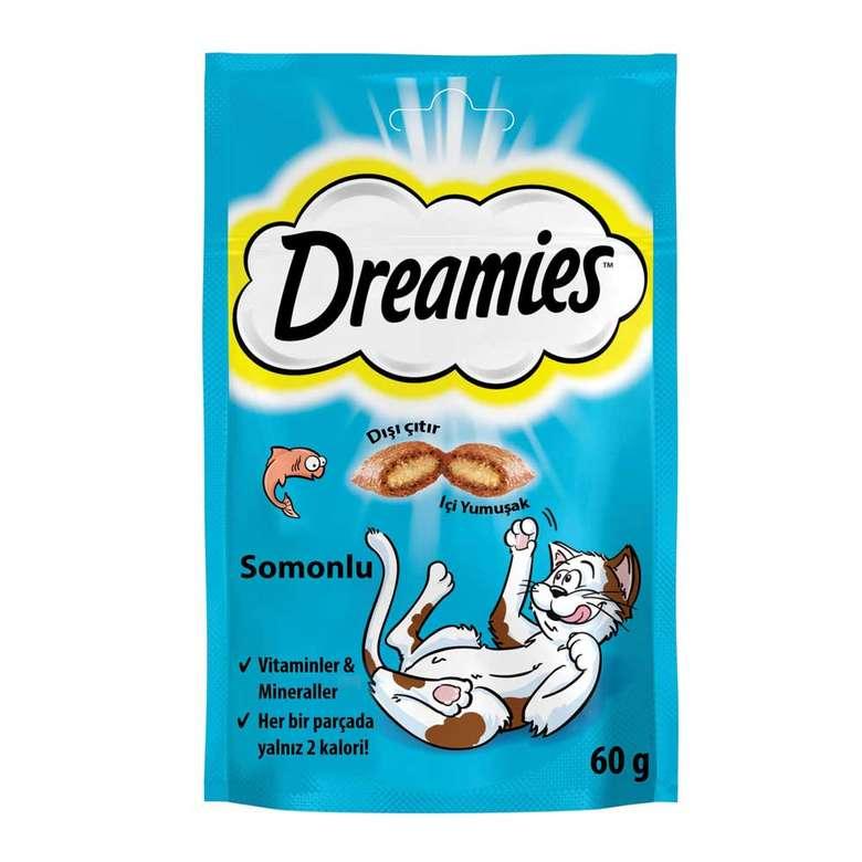 Dreamies Somonlu Kedi Maması 60 G