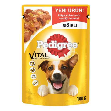 Pedigree Köpek Maması 100 G Etli
