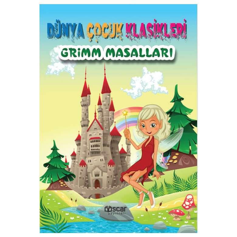 Dünya Çocuk Klasikleri Grimm Masalları
