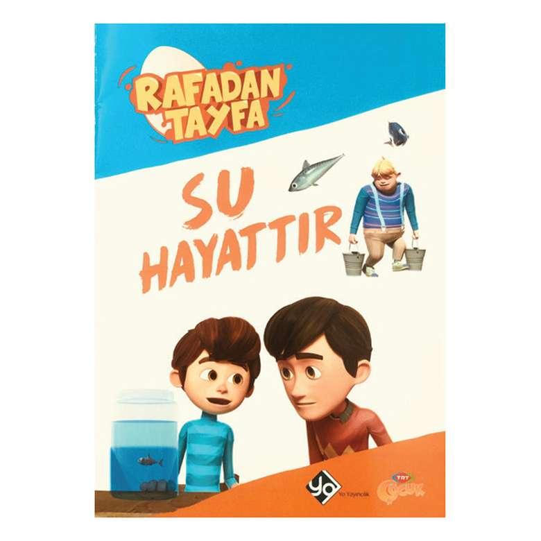 Rafadan Tayfa Kitaplar/su Hayattır