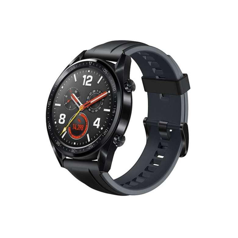 Huawei Watch GT Sport Siyah Akıllı Saat